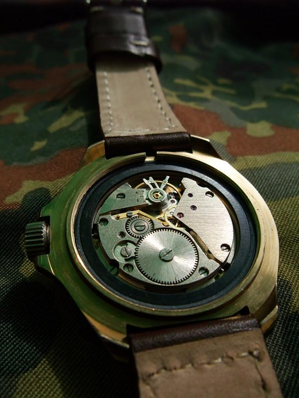 Vostok Komandirskie 25774210