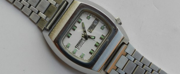 Une TV Dial from the seventies Citize10