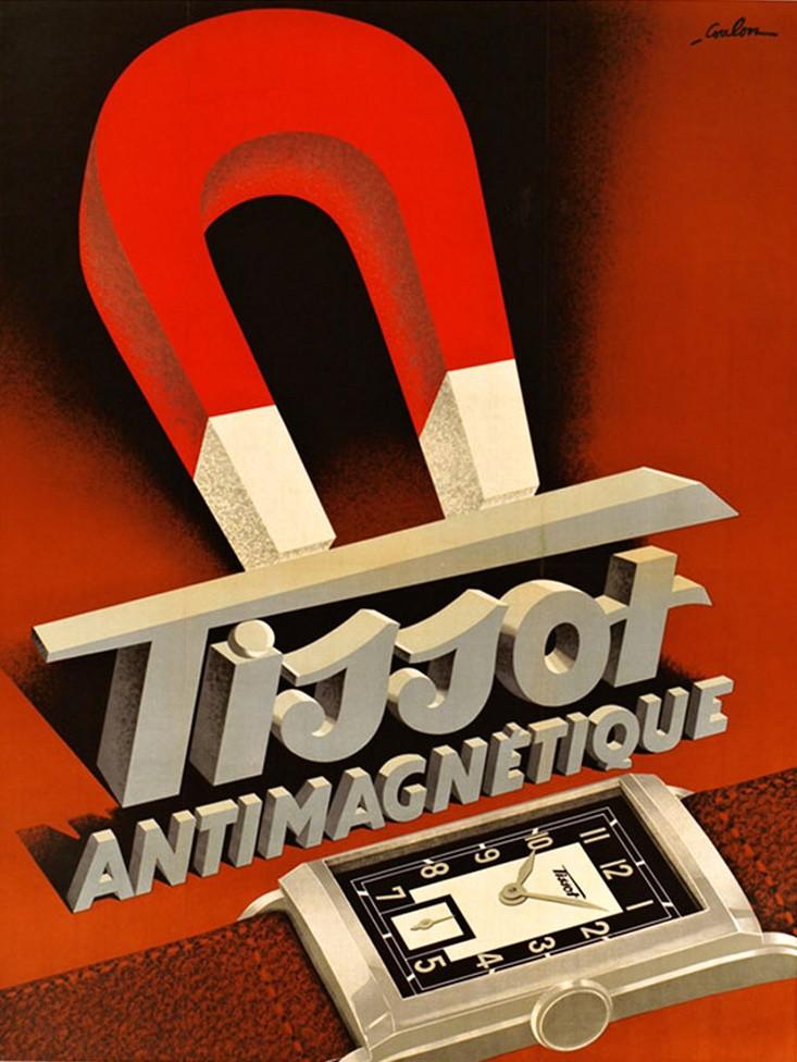 Une Zaria anti-magnétique Tissot10