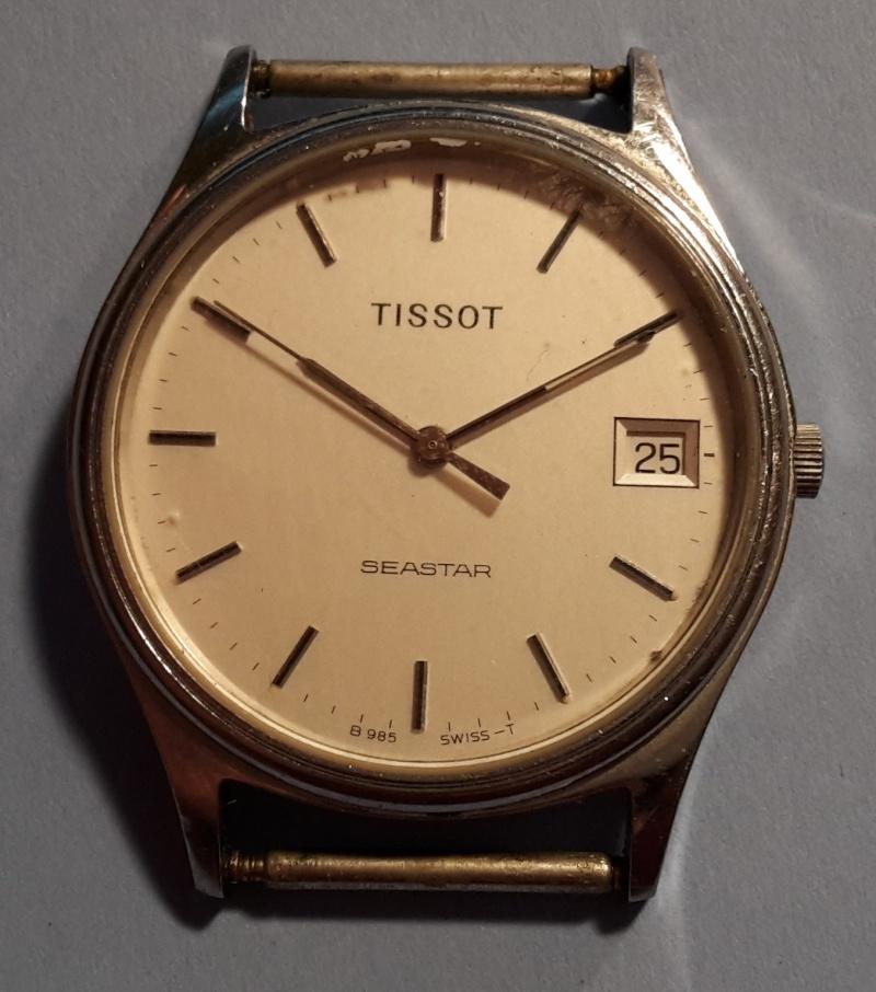 donne Tissot / annonce cloturée: montre échangée Tissot11