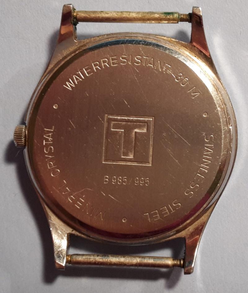 donne Tissot / annonce cloturée: montre échangée Tissot12