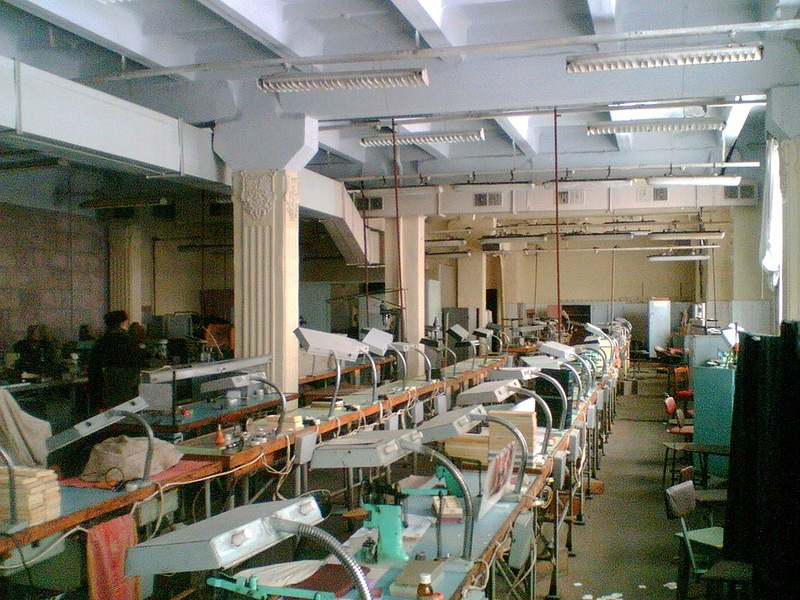 Petite histoire de l'usine ZIM Zim20010