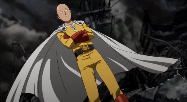 [ANIME/MANGA] One punch man  Anime-10