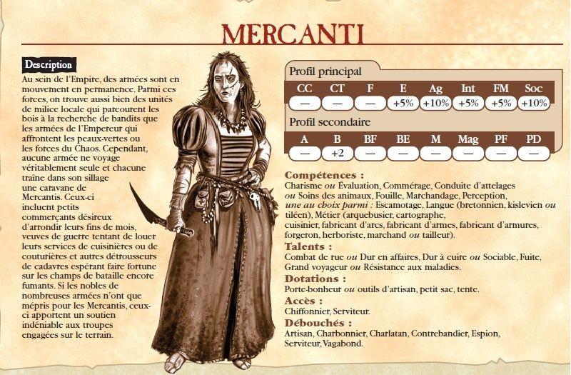 Plan de carrière Mercan10
