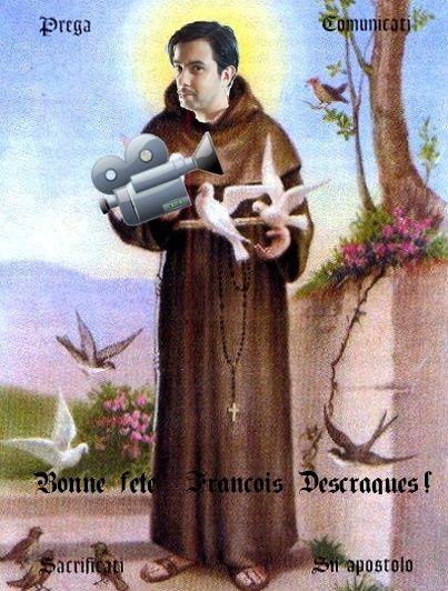 La Gazette de Néo-Versailles : La Saint François (N°17 - Octobre 2015) St_fra10