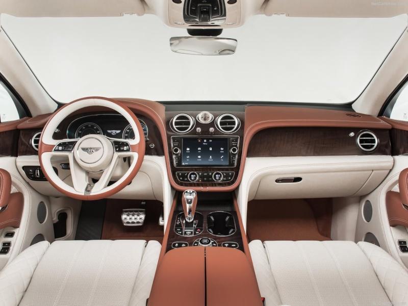 2015 - [Bentley] Bentayga - Page 8 Bentle13