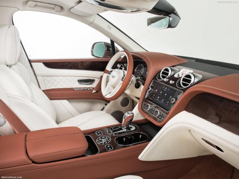 2015 - [Bentley] Bentayga - Page 8 Bentle14