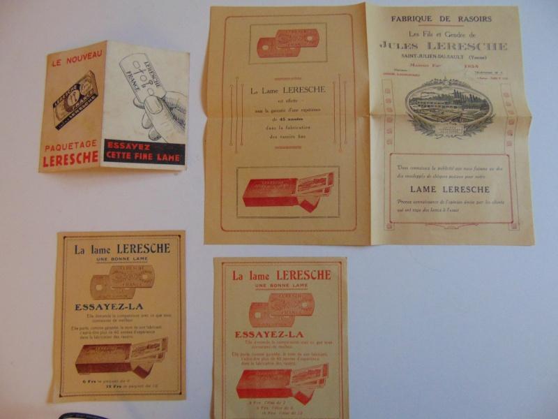 Publicité LERESCHE 1926 Leresc10
