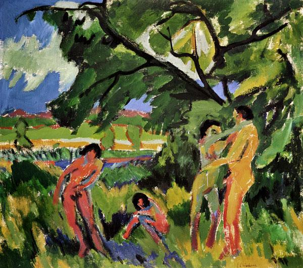Ernst Ludwig Kirchner [Peintre] 10025610