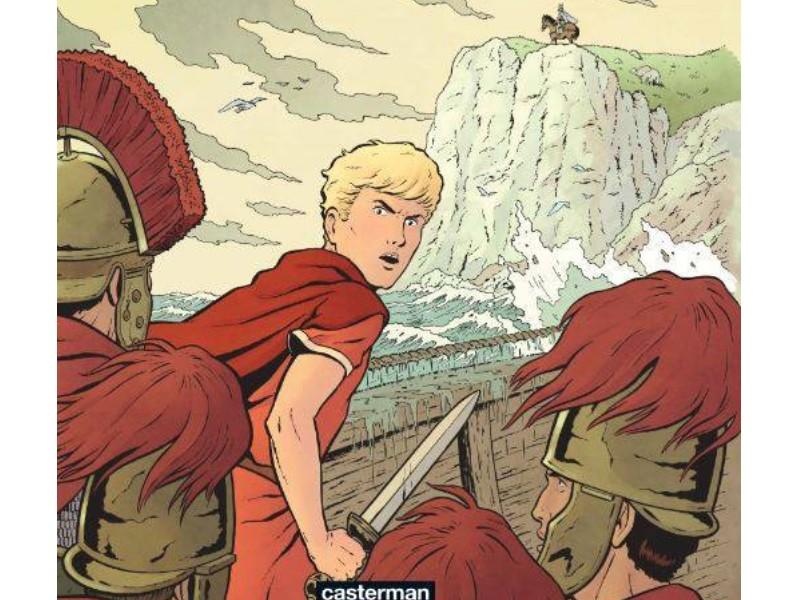 Alix chez les Celtes : une quête identitaire (bande dessinée) 6459