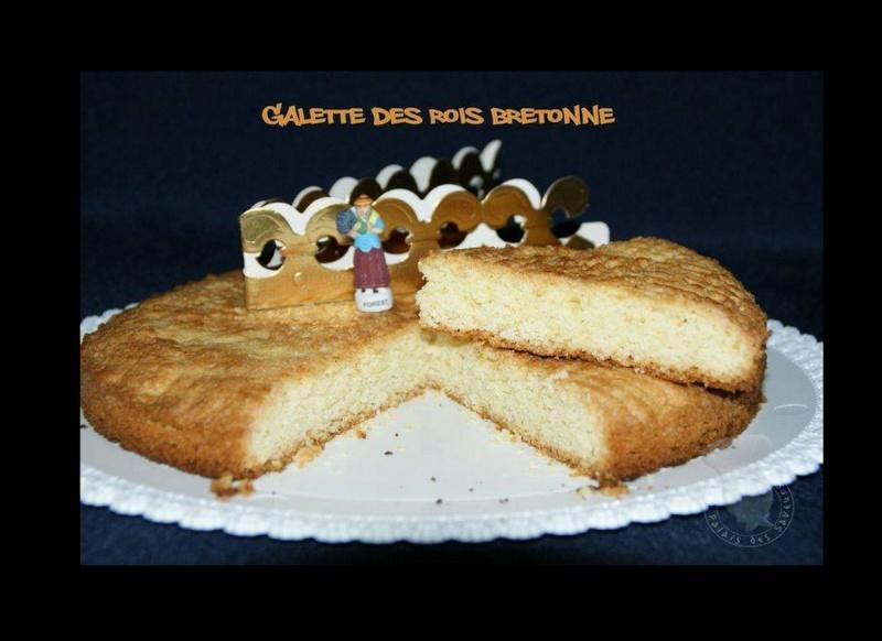 a Galette des Rois Bretonne  Sans_225