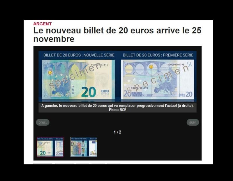 Le nouveau billet de 20 euros arrive le 25 novembre  Sans_244