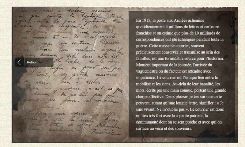Guerre 14-18. Des lettres de poilus bretons en ligne Sans_295