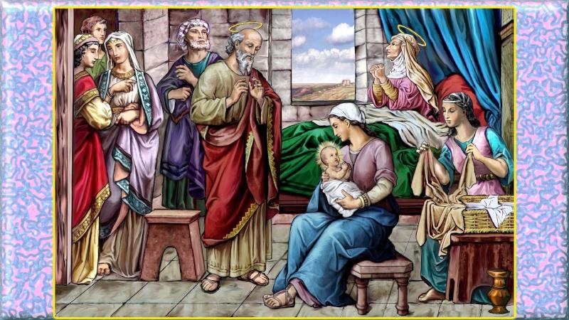 Tableau poétique des fêtes chrétiennes - Vicomte Walsh - 1843 - (Images et Musique chrétienne) Nativi10