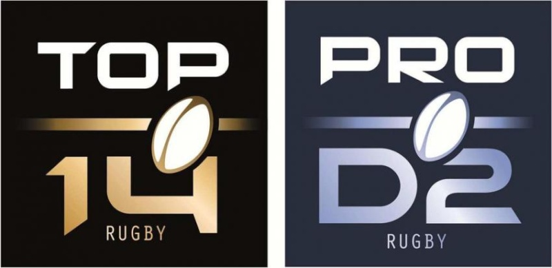 [RUGBY] Top 14 / Pro D2 Logo-t10
