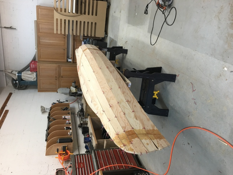 17' Stitch & Glue Canoe Img_0112