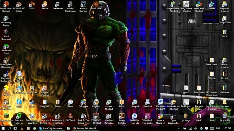 What's your desktop look like? Take a screenshot! - Page 2 Untitl11