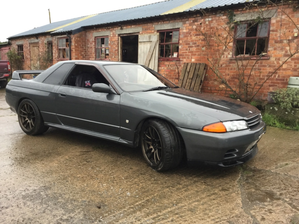 R32 GTR tidy up people's thoughts  Image30