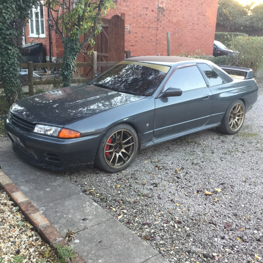 R32 GTR tidy up people's thoughts  Image36