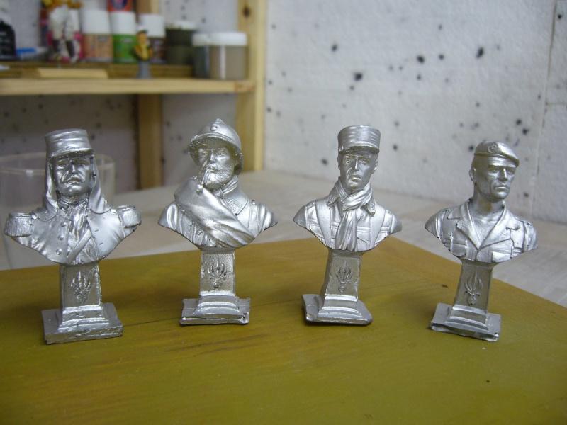 Nouveau projet Légion 4 époques, bustes 60mm, en plâtre , sans marque. P1030016