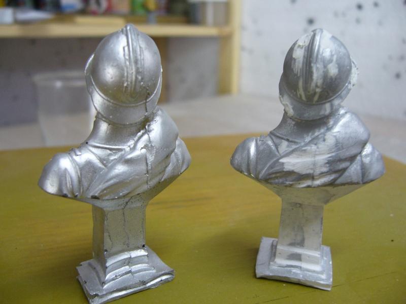 Nouveau projet Légion 4 époques, bustes 60mm, en plâtre , sans marque. P1030017
