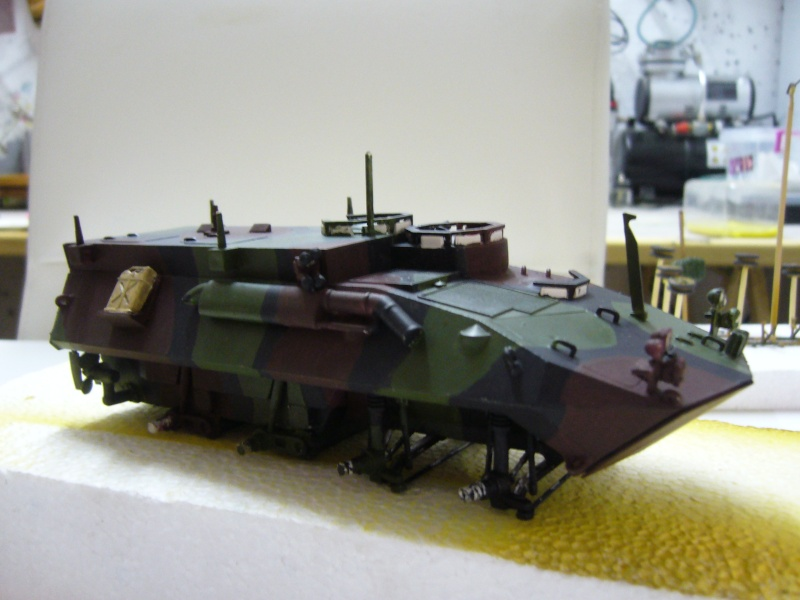 LAV 25 version command vehicle - ESCI - 1/35 from the box - Page 3 P1030122
