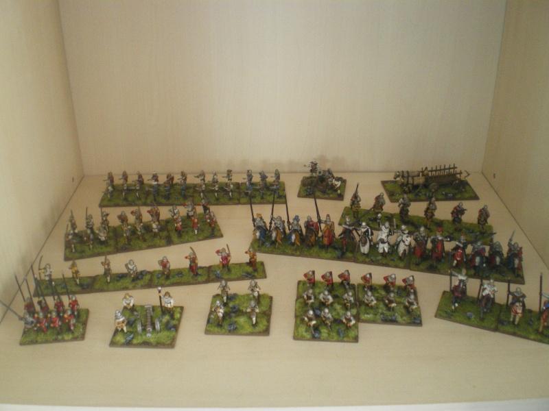 Armée médiévale pour Art de la guerre - Page 2 Imgp0027