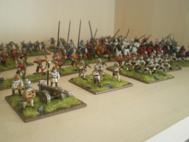 Armée médiévale pour Art de la guerre - Page 2 Imgp0028