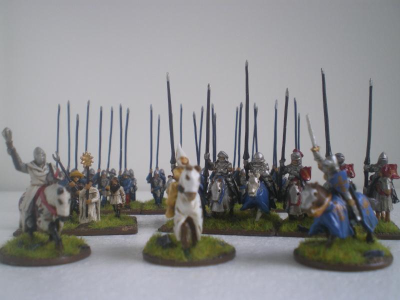 Armée médiévale pour Art de la guerre - Page 2 Imgp0033