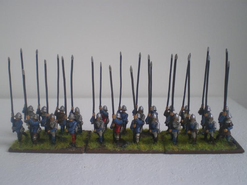 Armée médiévale pour Art de la guerre - Page 2 Imgp0037