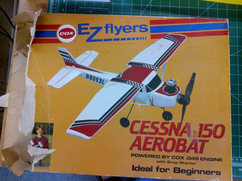 Cox EZ Flyer Cessna 150 Titusv14