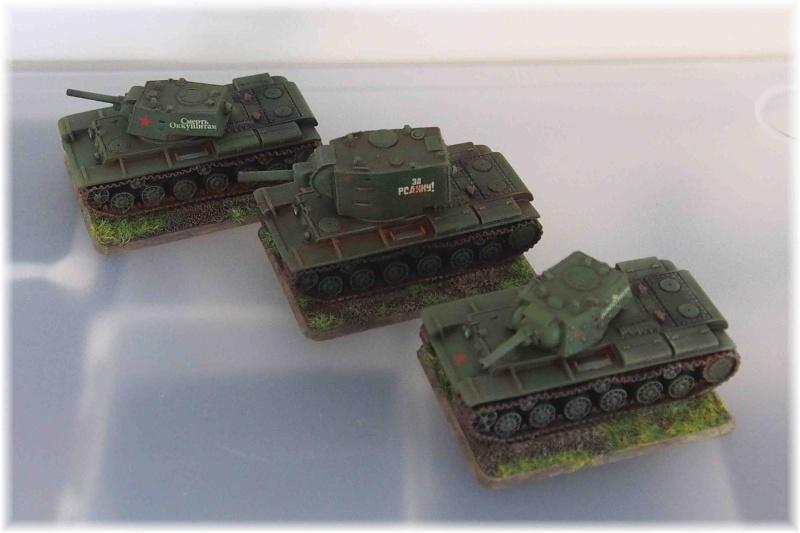 Mes chars soviètiques Groupe10