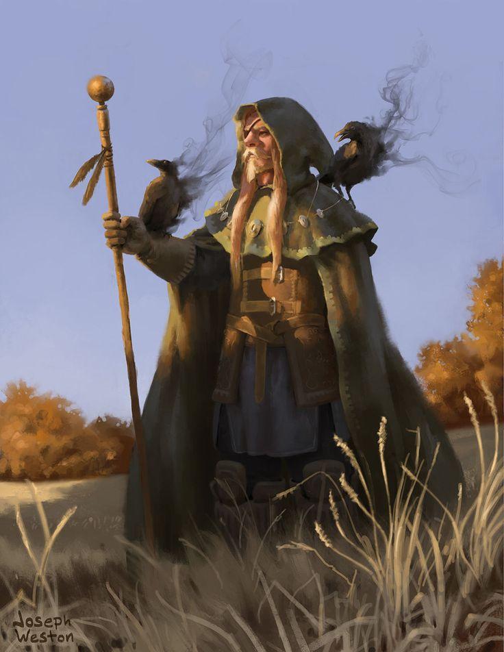 De Gandalf à Qadehar en passant par tout leurs compagnons. Les Praticiens des Arts Occultes. - Page 4 14358511