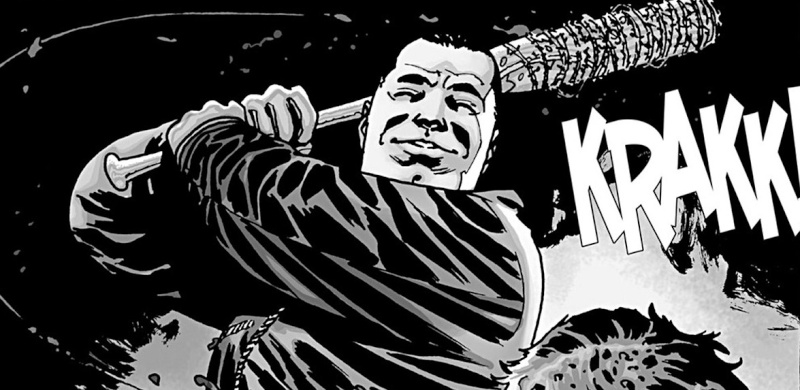The Walking Dead Negan-10