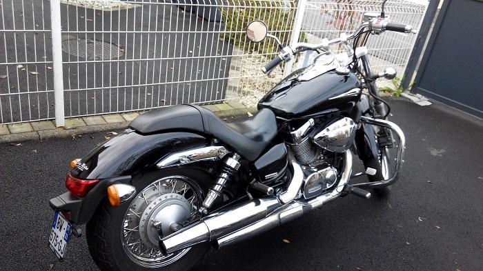 Shadow 750 spirit avis sur achat  610