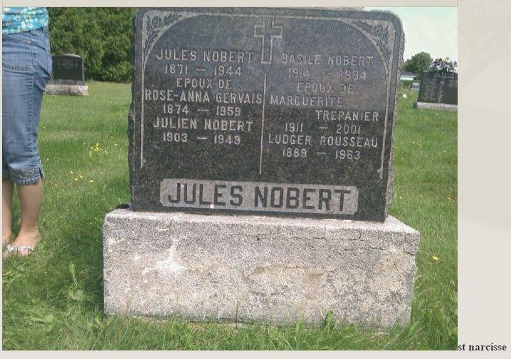 Enfants de Jules Nobert et Rosanna Gervais Captur13