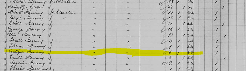 Énigme de Zotique Viatique Marcoux Captur28