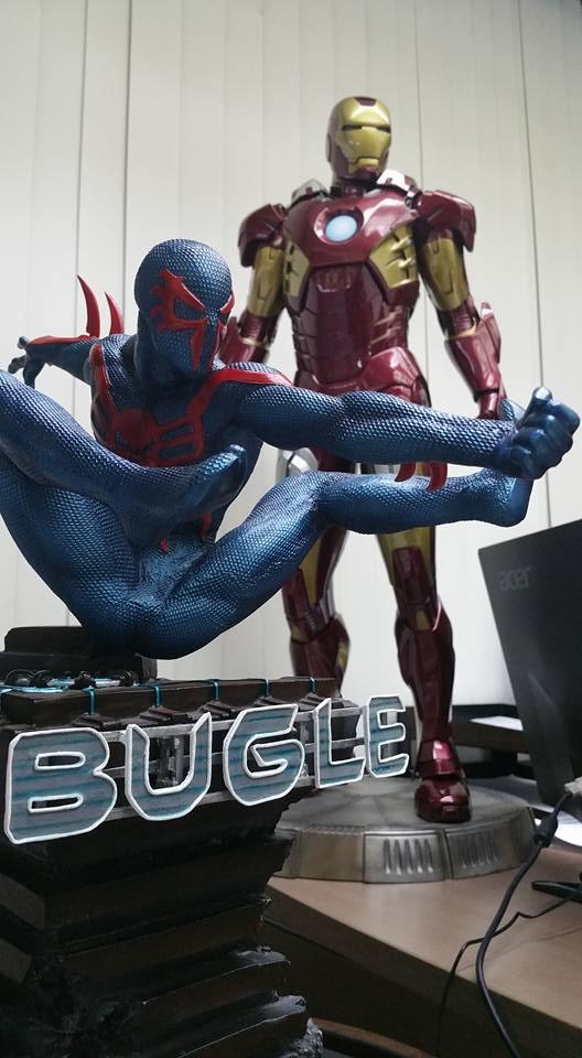 SPIDER-MAN SYMBIOTE COSTUME Premium format - Page 2 11825910