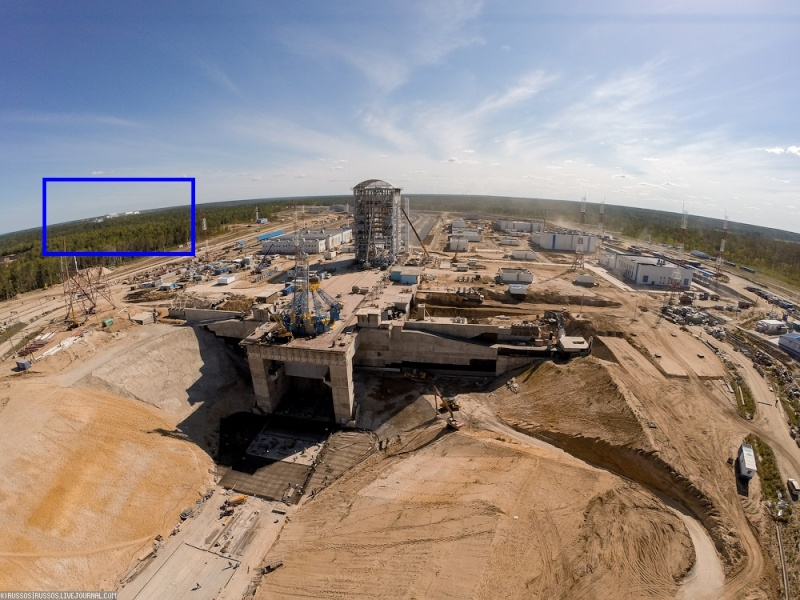 New Russian Cosmodrome - Vostochniy - Page 2 Cosmod10