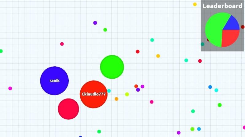 Agar.io : petit jeu marrant sur navigateur Nouvel11
