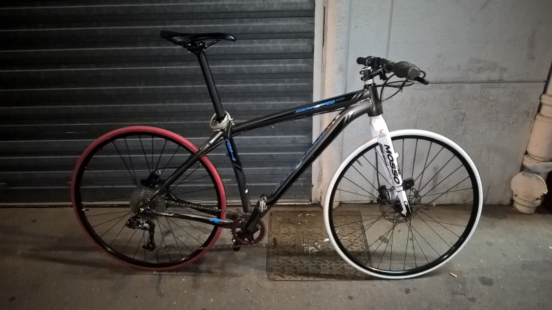 mon velotaf lol  11891410