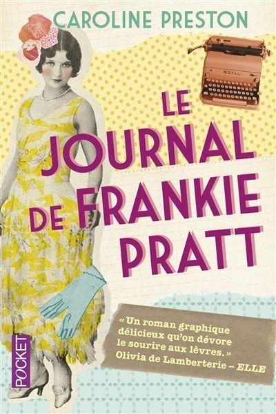 The Scrapbook of Frankie Pratt de Caroline Preston - Page 2 Journa10