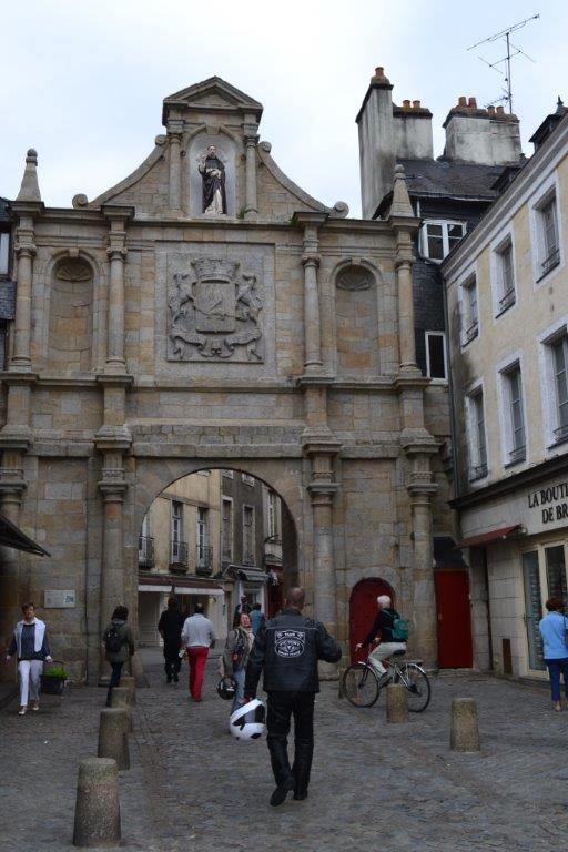 Les sections Ile-de-France et Sud du VRF en Bretagne 1610