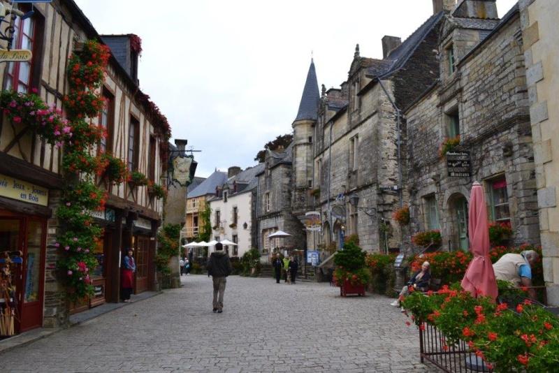 Les sections Ile-de-France et Sud du VRF en Bretagne 2110