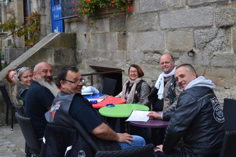Les sections Ile-de-France et Sud du VRF en Bretagne 2410