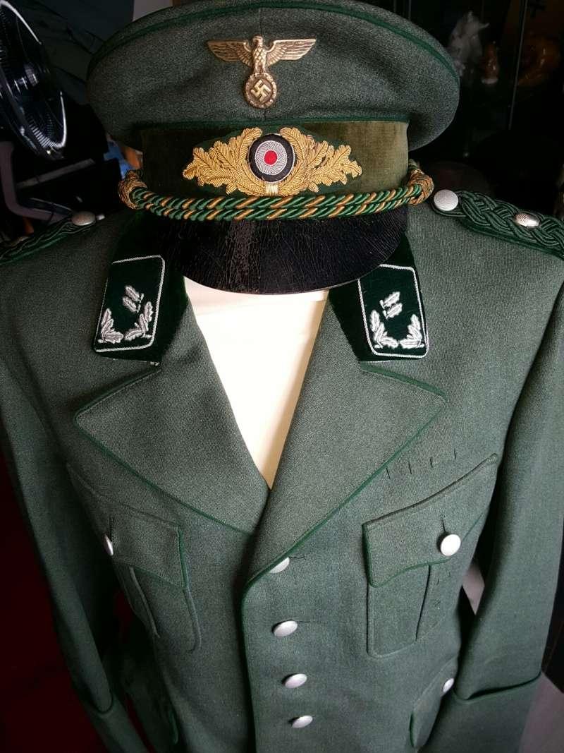 chasseurs allemands et service de foret 20151010