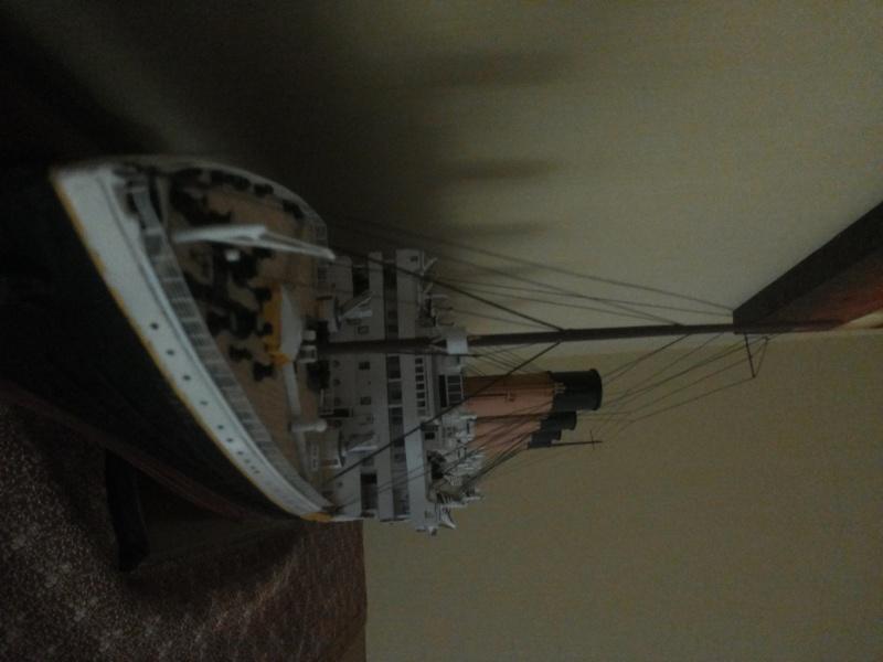 titanic - R.M.S. Titanic 1/250 Amati migliorato 20150911