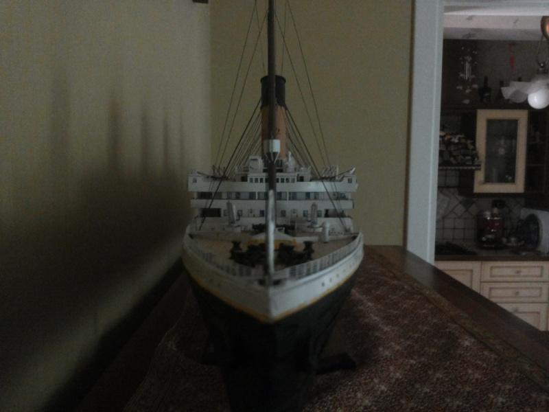 titanic - R.M.S. Titanic 1/250 Amati migliorato 20150917