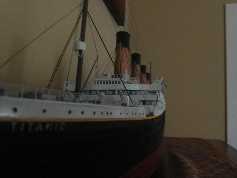titanic - R.M.S. Titanic 1/250 Amati migliorato 20150918