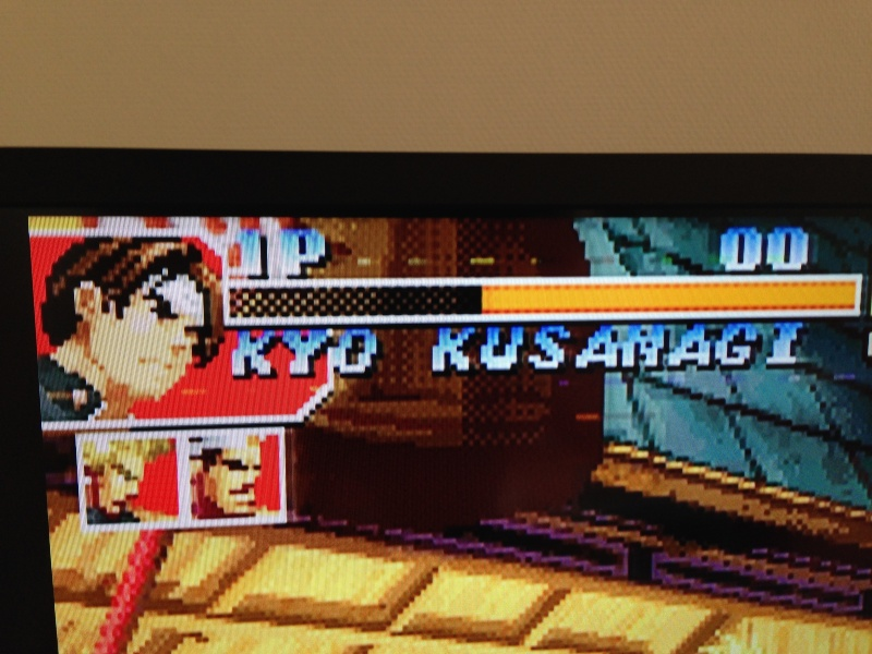 [PROBLEME] Neo Geo AES : Glitches graphiques horizontaux Img_1410